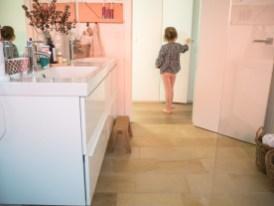 Familien Badezimmer_Wohnen mit Kindern