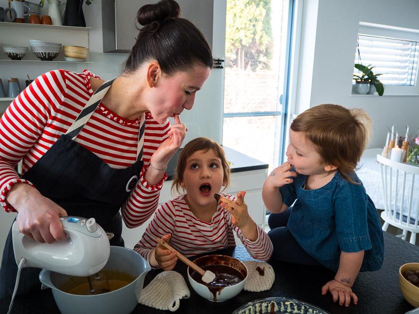 KochEvent Familienküche_Backen mit Kindern
