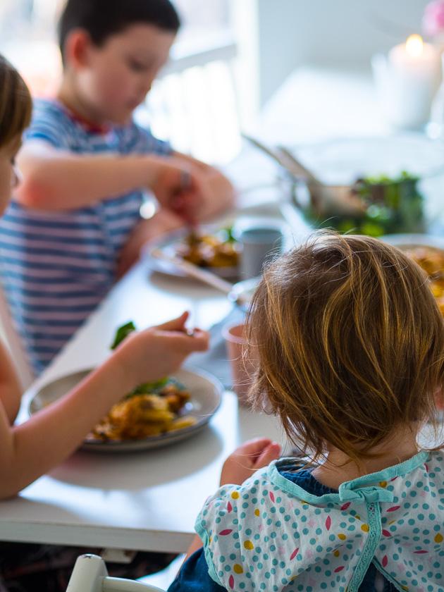 KochEvent Familienküche_Familientisch
