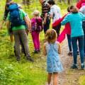 Wildkräuter Familien Wanderung