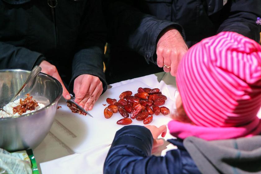 Kochevent Familienküche_Familienküche Kochworkshop
