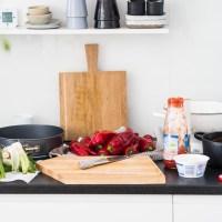 Eine Prise Sommer –  Würzig gefüllte Paprika, ein Familienrezept im Cannelloni Style