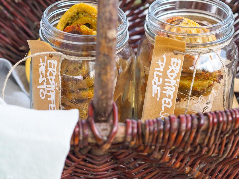 Sommer Rezepte fürs Freibad_Erdäpfelteigschnecken