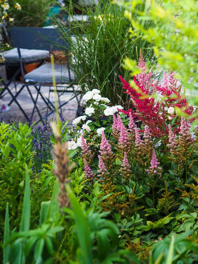Familiengarten für Faule_Sitzplätze