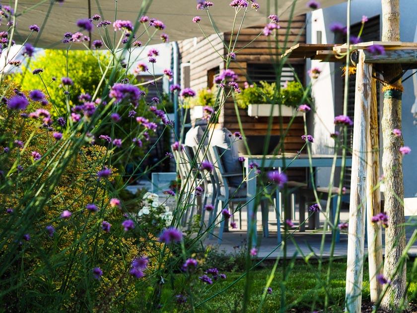 Familiengarten für Faule_pflegeleichten Garten genießen