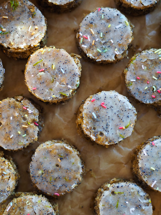 Zitronen Mohn Kuchen Rezept