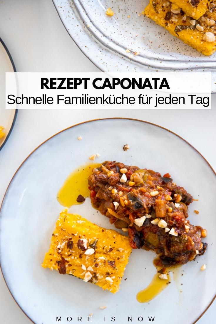 Rezept Caponata