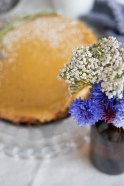 Rezept Cheesecake mit Marillenröster