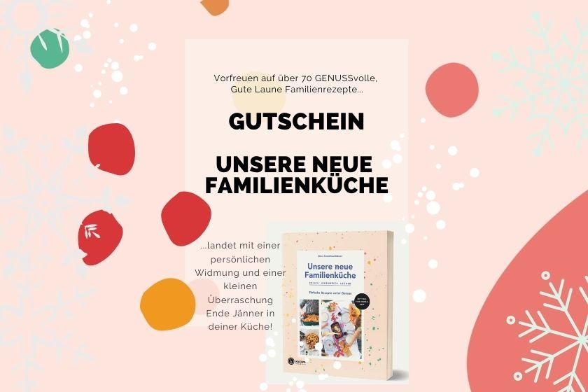 Kochbuch Unsere neue Familienküche