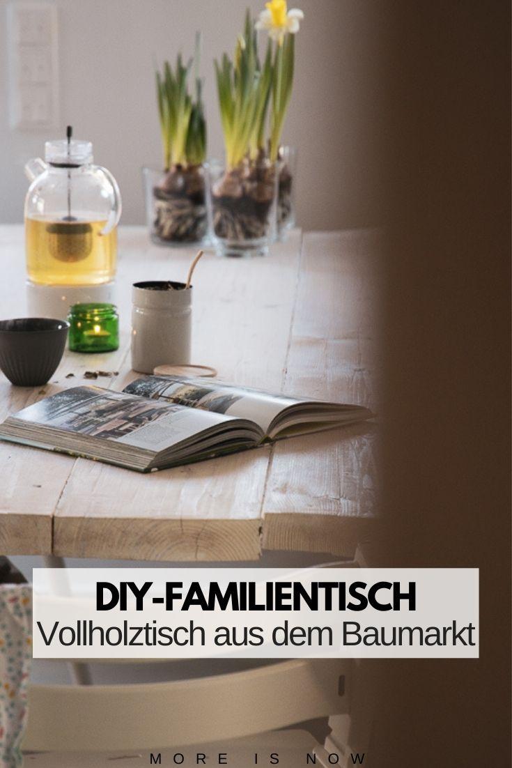 DIY-Familientisch