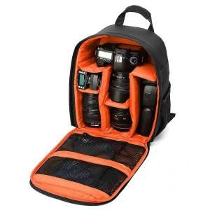Фоторюкзак Indepman DL-B012 оранжевый