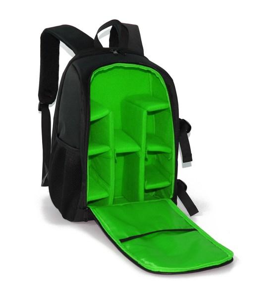 Фоторюкзак Indepman DL-B208 Зеленый
