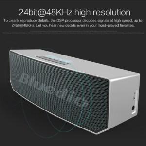 Bluedio BS 5 Беспроводная портативная bluetooth блютуз колонка ОРИГИНАЛ РАСПРОДАЖА