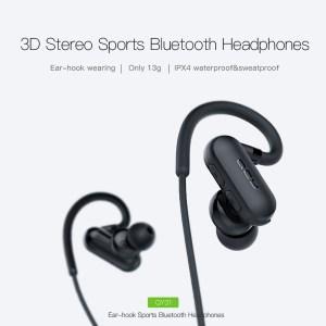 QCY QY31 Bluetooth гарнитура беспроводные наушники  IPX4 Bluetooth 4.1 aptx