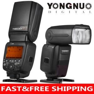 Вспышка Yongnuo YN600EX-RT II для Canon  беспроводное управление TTL  Ведущее число  60