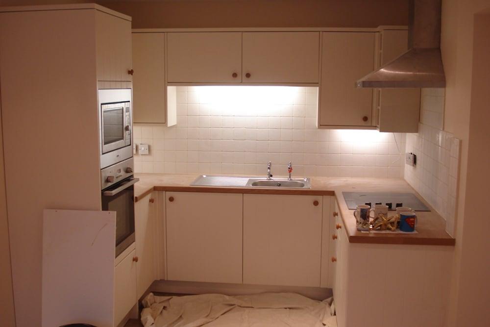 Minimalist Garage Converted Into A Kitchen Ideas: Garage Conversion To Kitchen