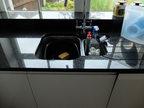 House Refurbishment Sink