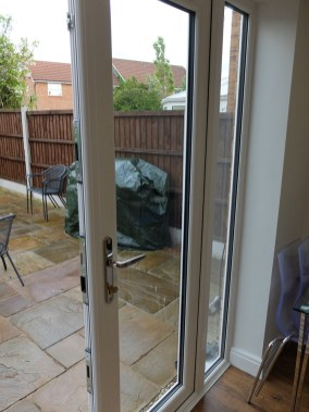 House Refurbishment Patio Doors