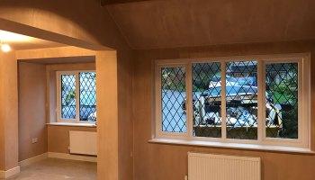 Brierfield garage conversion