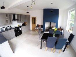 Kitchen Installation in Salford - After