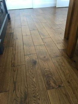 Garage Conversion Chorley Floor