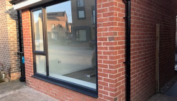 Cottam Preston Garage Conversion Windows