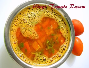 Tangy Tomato Rasam