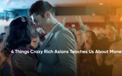 4 Things Crazy Rich Asians Teaches Us About Money