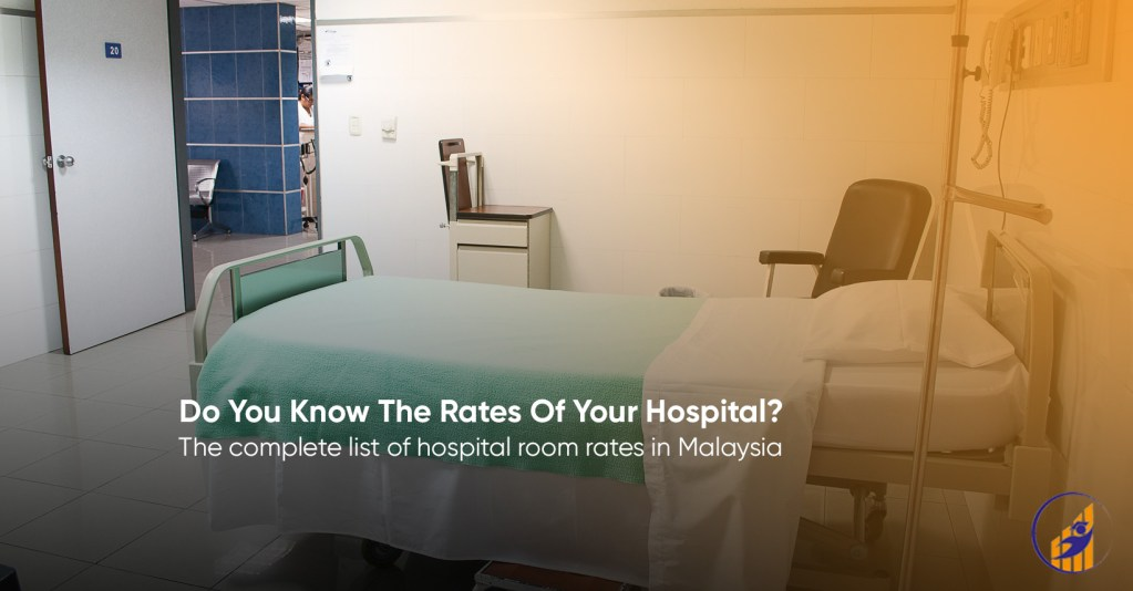 complete list of hospital room rates in malaysia