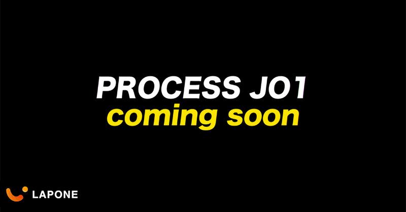 PROCESS JO1が始動!TEASERの内容は?