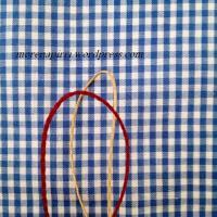 Come fare i nodi macrame' in cerchio