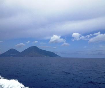 Quasi arrivata a Salina per partecipare a Salina Isola Slow