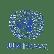 UN News logo