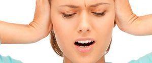 Cefalea y tinnitus se relacionan con la boca