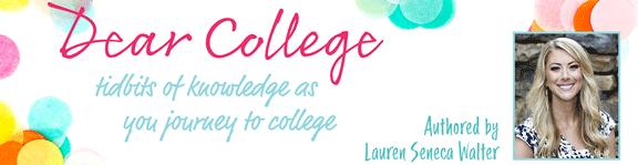 Dear College
