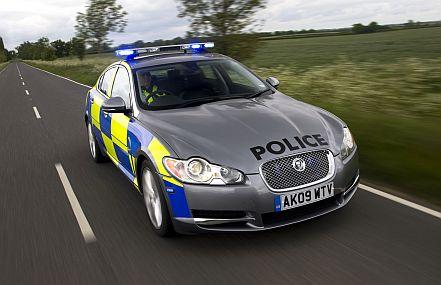 jaguar police