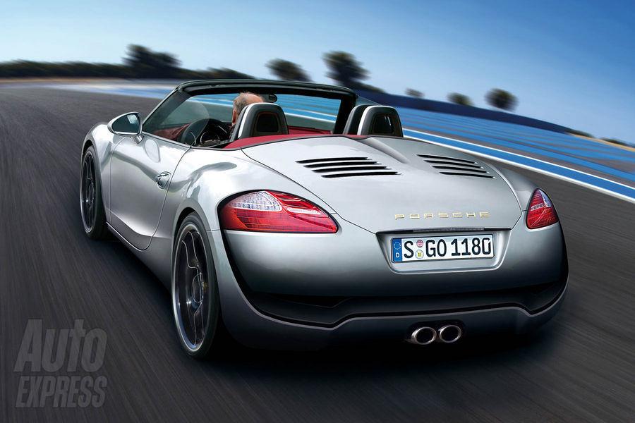 Porsche spyder2