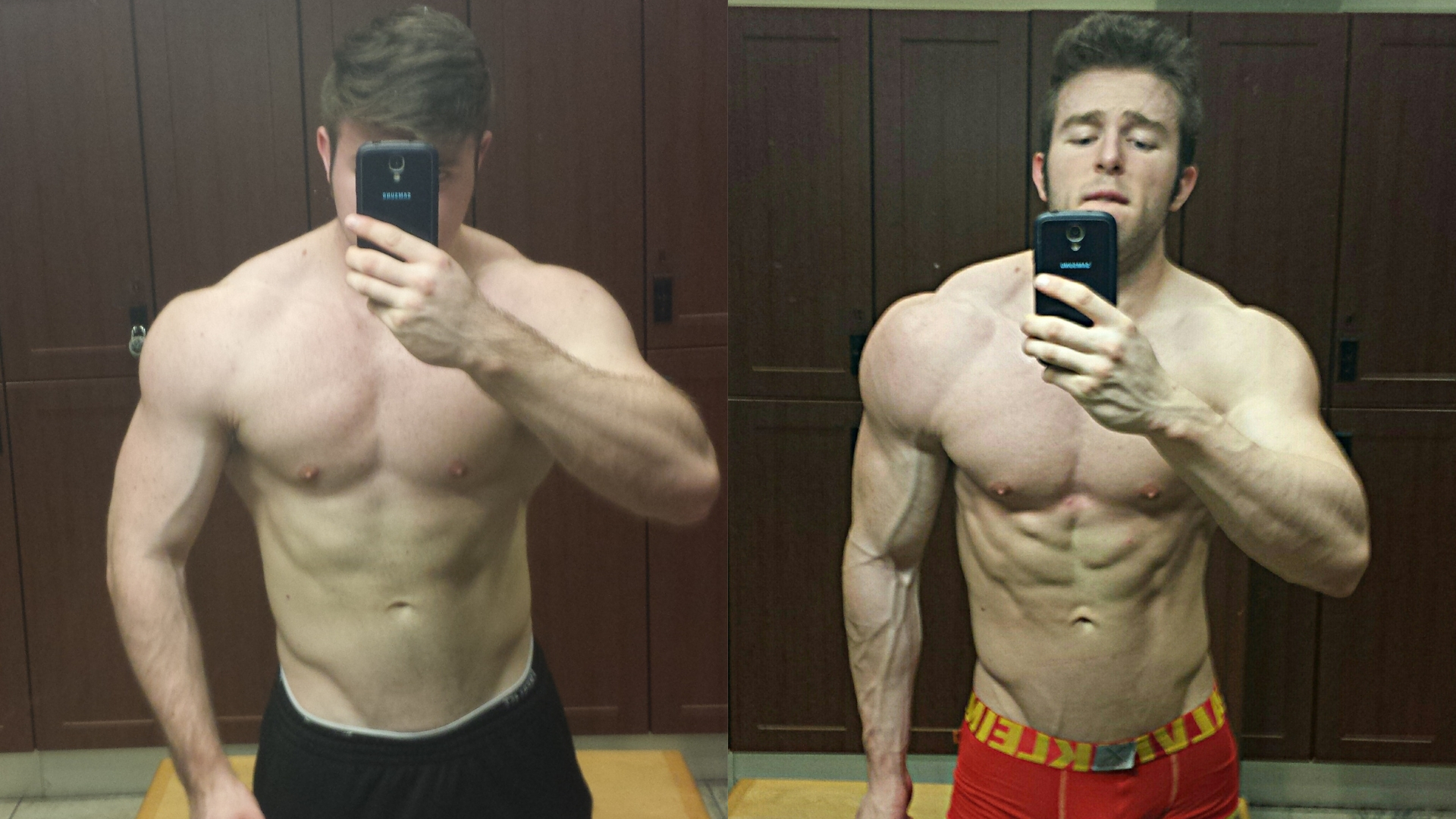 Ostarine Results Before And After Picture
