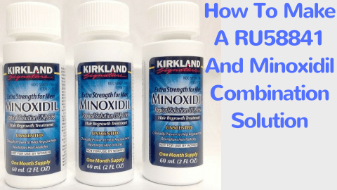 how-to-make-a-ru58841-and-minoxidil-combination-solution