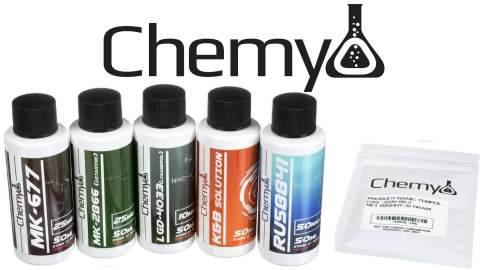 Chemyo MK-677, LGD-4033, Ostarine, K&B Solution, RU58841 and RU58841 raw powder