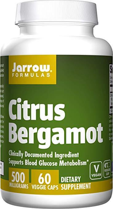 Jarrows Formulas Citrust Bergamot Bottle