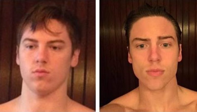 Kinobody Gregory O'Gallagher Fat Loss Face Transformation