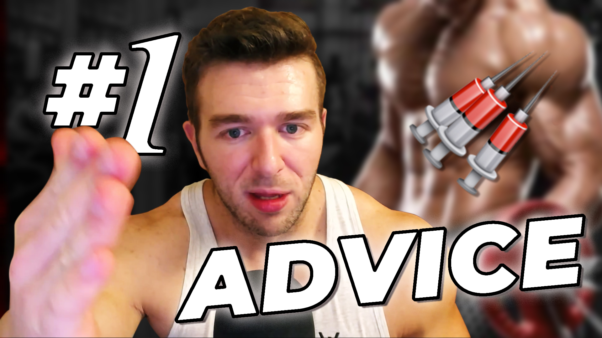Derek MorePlateMoreDates My Number 1 advice if you are going to use steroids with 3 steroid injections and torso of bodybuilder