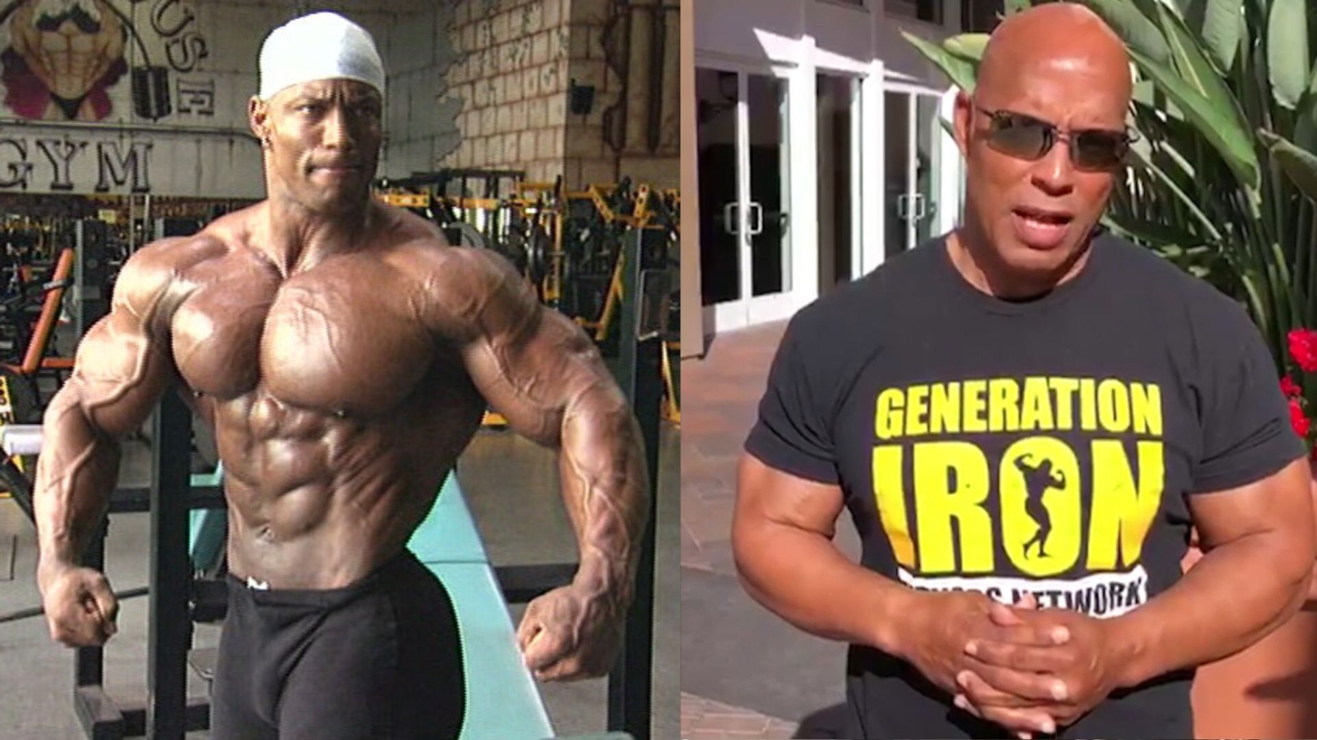 Shawn Ray Before And After Retirement