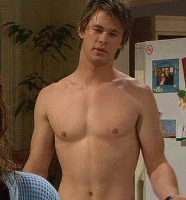 Chris Hemsworth Home And Away Shirtless