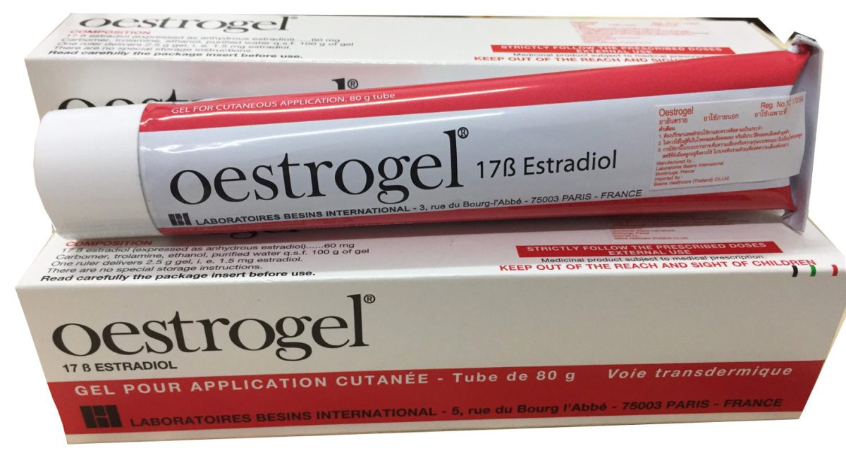 Estrogel Tube