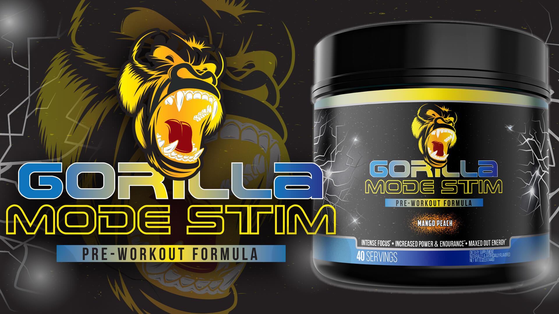 Moreplatesmoredates.com Gorilla Mode Stim Energy Formula Full Product Breakdown