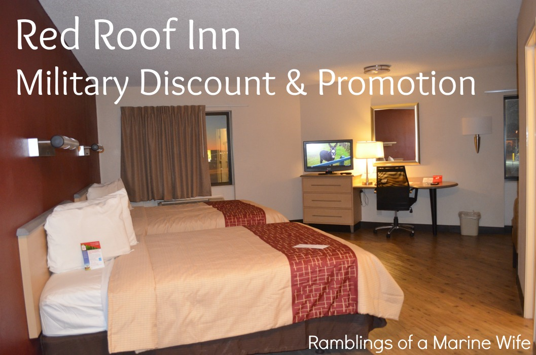 VetRewards members get 20% OFF military discounts at Red Roof Inn. This deal and many Hotel & Resorts discounts are available to our members, find out more at dasreviews.ml, and enroll with Veterans Advantage today to get exclusive veteran & military discounts.