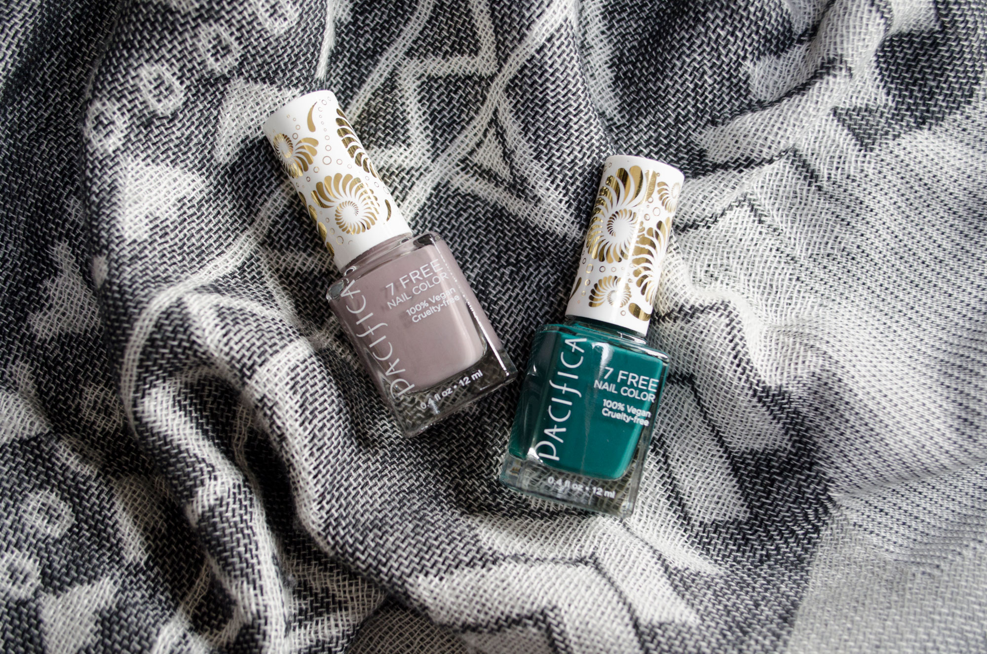 I Featured These Pacifica 7 Free Nail Colour Vegan Cruelty Polishes On My Insram A Couple Weeks Ago The Day Them Was After They