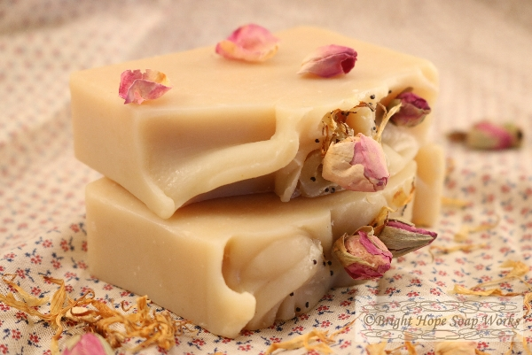 Prairie Rose Soap
